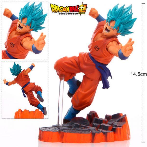 Goku Super Saiyan Dios Azul