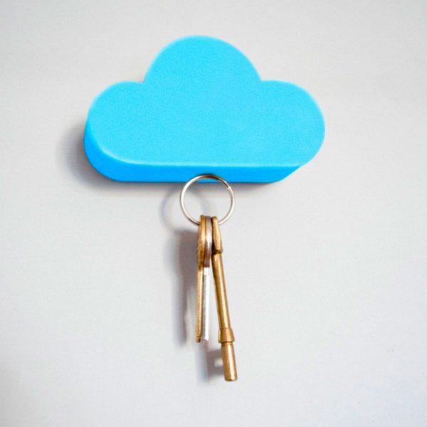 Nube cuelga llaves
