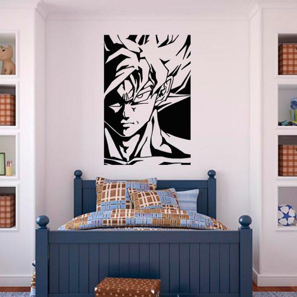 Vinilo Goku Super Saiyan